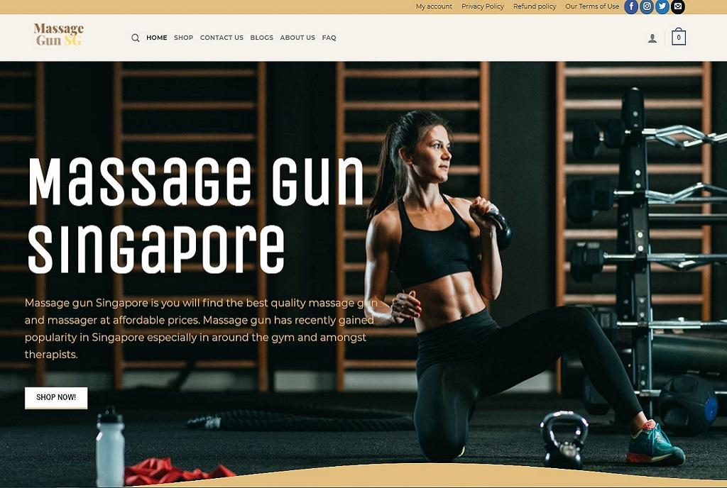 Massage Gun Sg