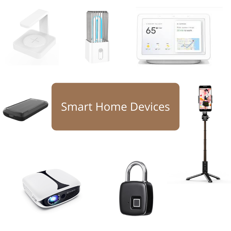 SmartCamearSG Smart Home Devices